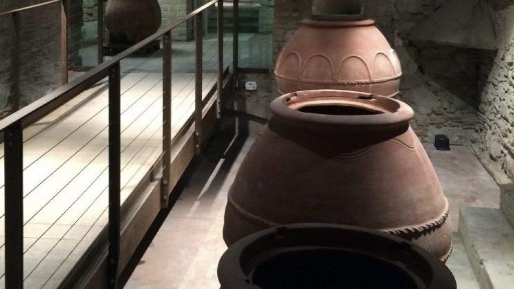"""Nella Fornace Agresti """"La Terracotta e il Vino 2016"""""""