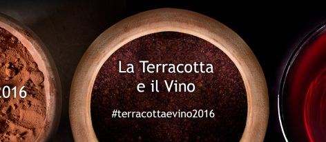 "A conference and two days of wine tasting and enlightenment on wine in amphora from Italy and around the world. The discovery of an ""ancient future"""