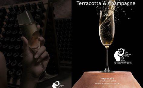 Gala Dinner Terracotta & Champagne November 18, 2016 Antica Fornace Agresti