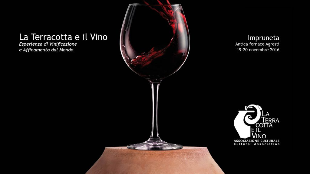 The Programme of the event: a conference and two days of wine tasting and enlightenment on amphora wines