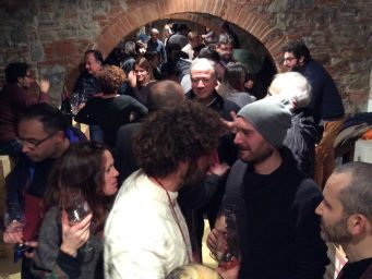 A peaceful invasion of Impruneta by 1000 wine tasters, critics and fans