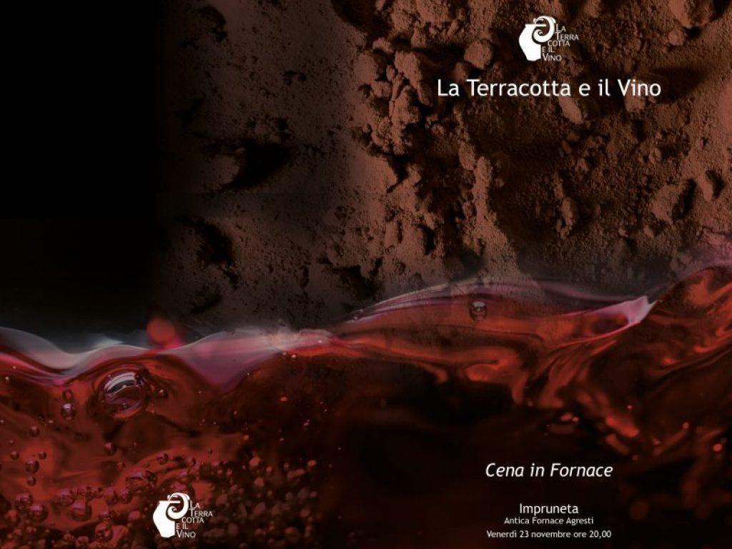 Cena in Fornace La Terracotta e il Vino 2018