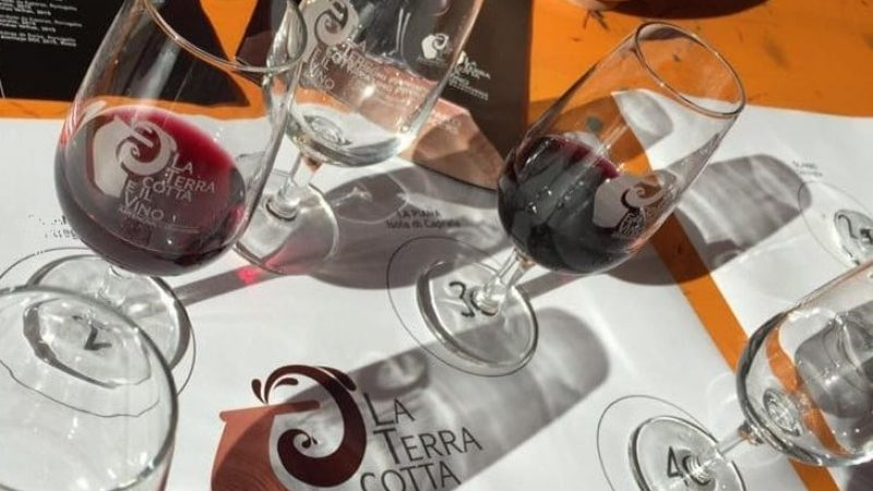 """The Dinner of 24 May at """"La Bottega di Parigi"""" and the wines in combination: when the amphora respects the grape variety, the territory and the hard work of man"""