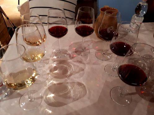 A cena a La Sosta del Rossellino il 7 giugno 2017: torna il dialogo di gusto e intesa tra vini in anfora e cucina
