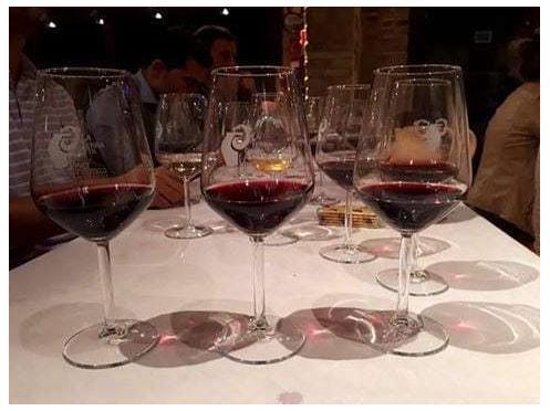 """Wines in amphora and a refined fish Menu at """"L'Osteria de L'Ortolano"""" on June 29th with """"La terracotta e iI vino"""""""