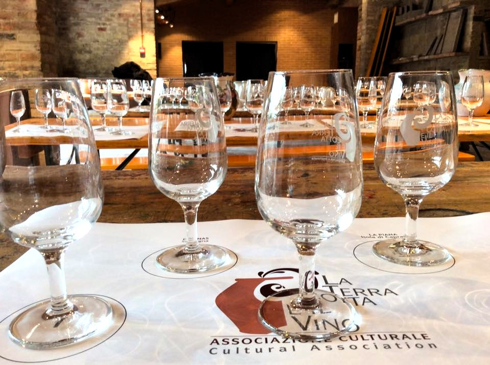 BOOK THE GUIDED WINE-TASTING