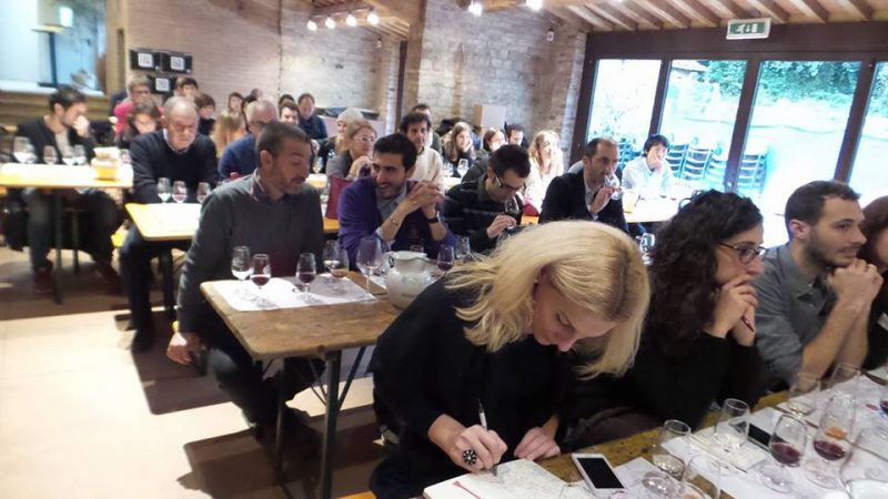 """Guided Wine Tasting """"Four Continents in Amphora"""". Wines from six Producers from across the World. Only 40 places available. Book your place now!"""