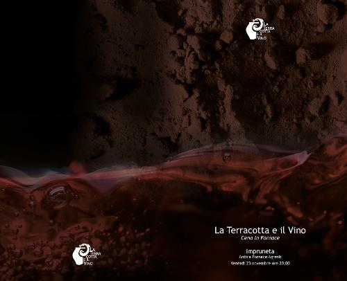 Cena in fornace Terracotta e Vino 2018
