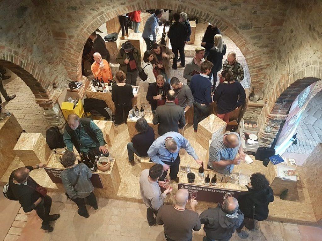 La Terracotta e il Vino 2018 24-25 Novembre 2018 Fornace Agresti – Impruneta (Firenze) – COMUNICATO STAMPA N. 1