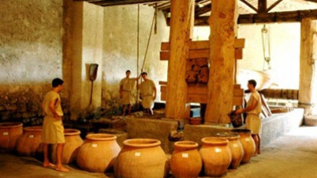Il vino dei Romani, tra paesaggio, tecnologie e gusto – Franco Cambi